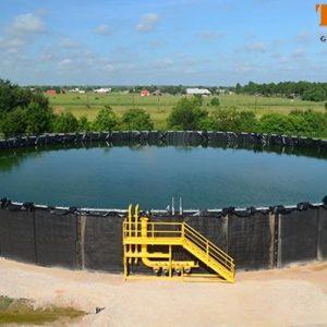 Hồ nổi HDPE
