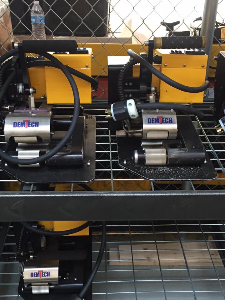 Máy móc thi công màng chống thấm HDPE